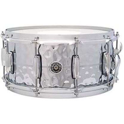 Gretsch Brooklyn USA 14 x 6.5 Hammered Snare
