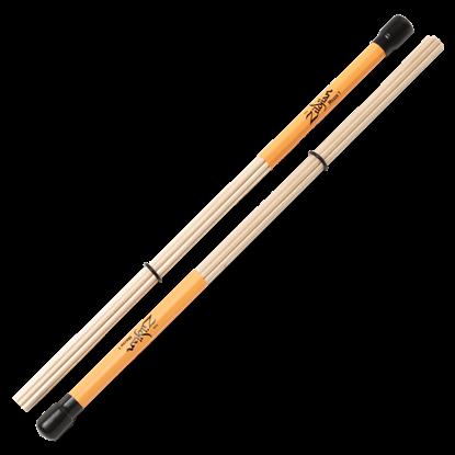 Picture of Zildjian Mezzo 1 Multi-Rod Pair