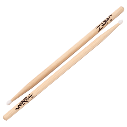 Picture of Zildjian 5B Nylon Tip Natural Drumsticks