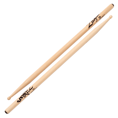 Zildjian 7A Wood Tip Anti-vibe Drumsticks