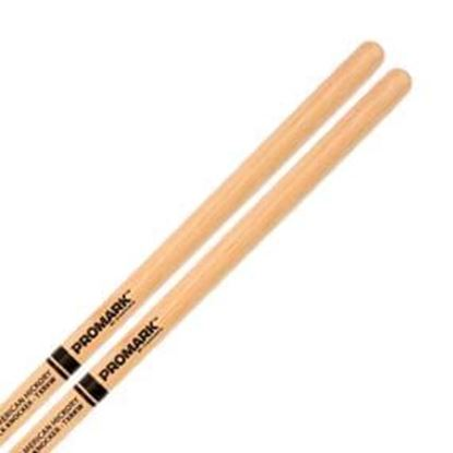 Promark Hickory RK Rock Knocker Wood Tip Drumsticks