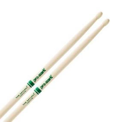 Promark AM Hickory 747 - The Natural Wood Tip Drumsticks