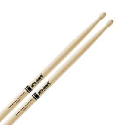 Promark AM Hickory 2S Wood Tip Drumsticks