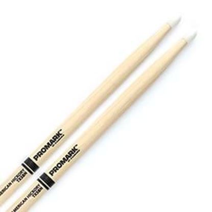 Promark AM Hickory 5B Nylon Tip Drumsticks