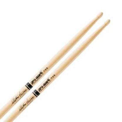 Promark AM Hickory 735 - Steve Ferrone Wood Tip Drumsticks