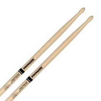 Promark Shira Kashi Oak 747 - Neil Peart Wood Tip Drumsticks