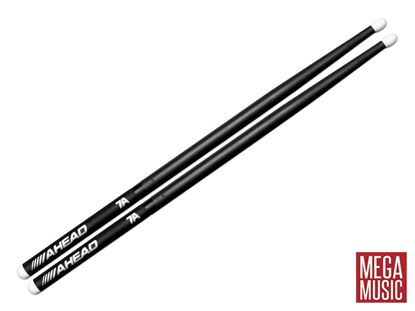 Ahead 7A Drumsticks - Nylon Tip