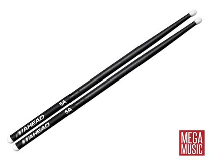 Picture of Ahead 5A Drumsticks - Nylon Tip