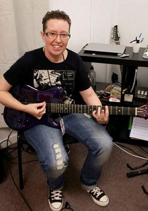Nicky Smith - Guitar, Drums, Bass Guitar and Banjo Teacher