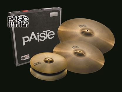 Paiste Giant Beat Core Cymbal Pack 14 18 20
