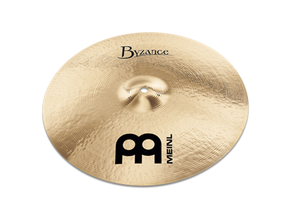 Meinl Byzance Brilliant 18 Medium Thin Crash Cymbal