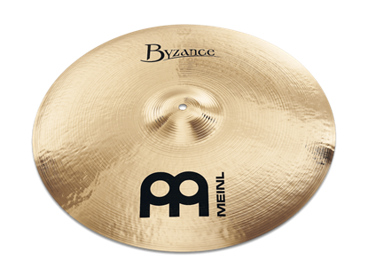 Meinl Byzance Brilliant 21 Medium Ride Cymbal