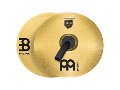Meinl Student Range Brass 16 Marching Cymbals