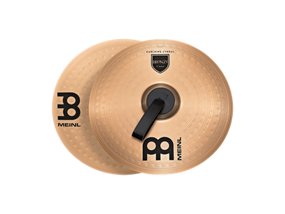 Picture of Meinl Student Range 14 Bronze Marching Cymbals