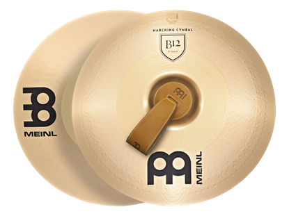 Picture of Meinl B12 20 Professional Marching Cymbals