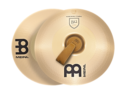 Meinl B12 18 Professional Marching Cymbals