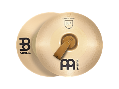 Picture of Meinl B12 16 Professional Marching Cymbals