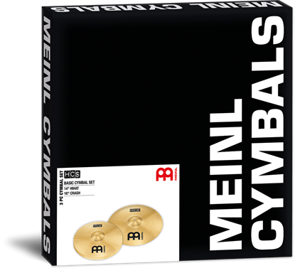 Picture of Meinl HCS 14/16 Cymbal Set