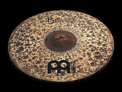 Meinl Byzance Dark 22 Raw Bell Ride Cymbal