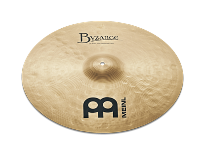 Meinl Byzance 20 Extra Thin Hammered Crash Cymbal