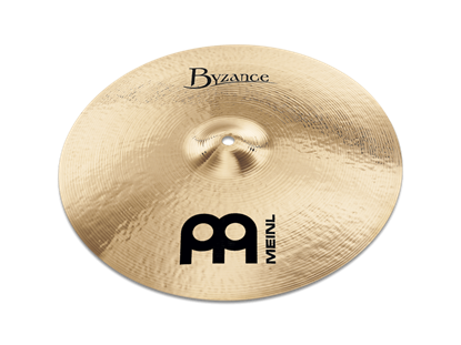 Meinl Byzance Brilliant 19 Medium Thin Crash Cymbal