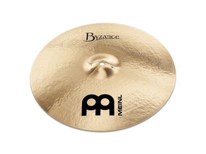 Meinl Byzance Brilliant 18 Medium Crash Cymbal