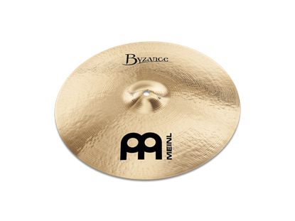 Meinl Byzance Brilliant 16 Medium Thin Crash Cymbal