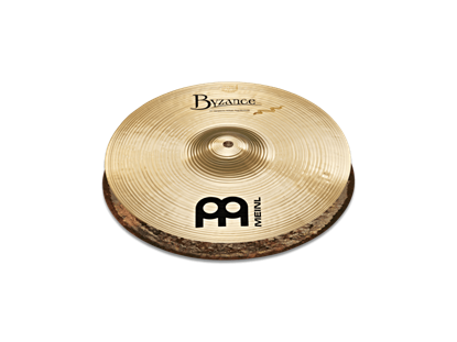 Meinl Byzance Brilliant 14 Serpents Hi Hats