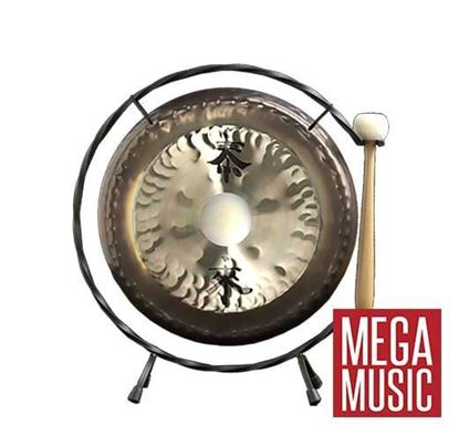 Paiste Deco Gong 7 inch with Floor Stand and Beater