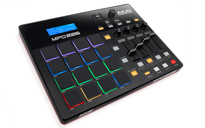 AKAI MPD226 16 Pad Advanced Controller
