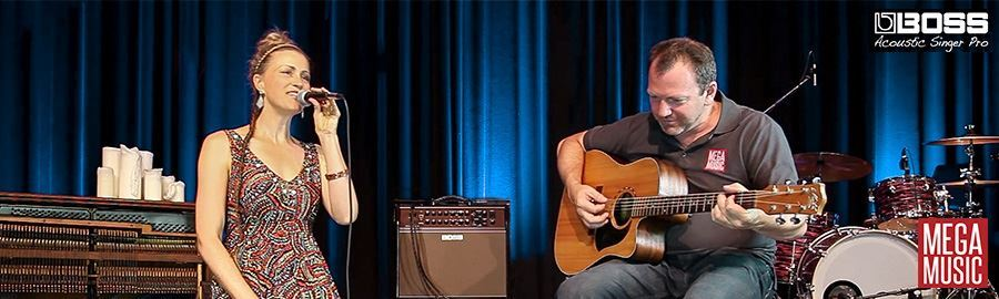 BOSS ACS Acoustic Singer Amplifier Review