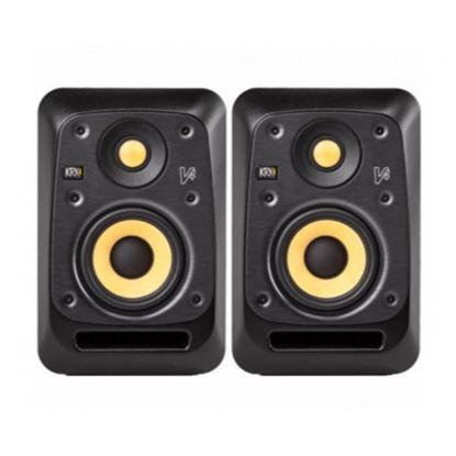KRK V4 S4 Studio Monitor Speakers - 4 Inch (Pair)