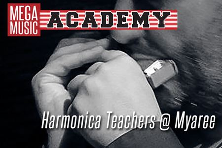 Harmonica Teachers - Myaree