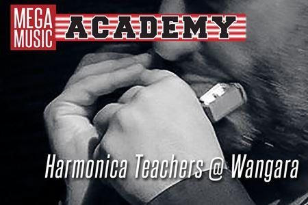 Picture for category Harmonica Teachers - Wangara