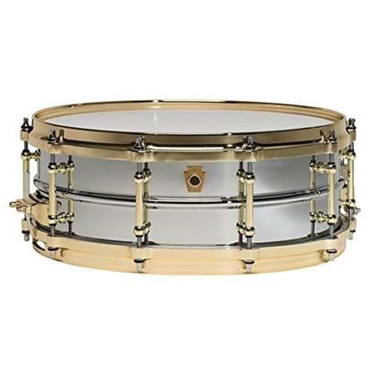Ludwig LB400BBTWM 5X14 Inch Supra-Phonic Black Beauty Snare Drum