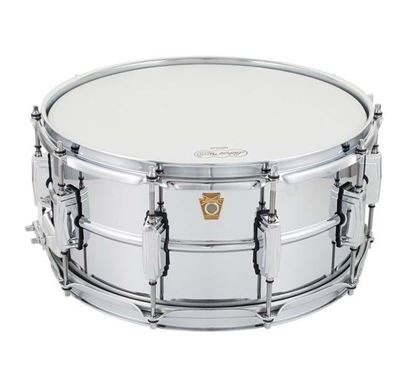 Picture of Ludwig LB402B 14x6.5 Supra Phonic Snare Drum