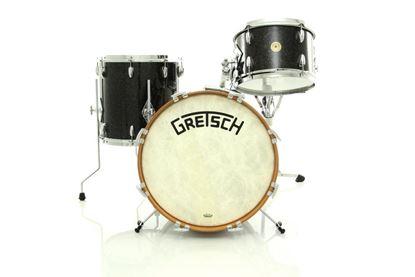 Picture of Gretsch Standard Broadkaster 3-Piece w 18 Inch Kick Bop Drumkit - Anniversary Sparkle