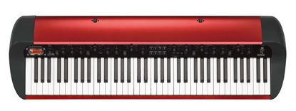 Korg SV1 Stage Vintage Piano - Limited Ed. Metallic Red - 73 Keys