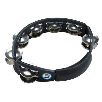 Picture of LP LP150 Cyclops Black Handheld Tambourine