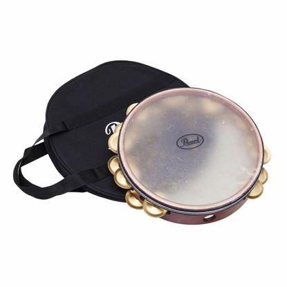 Pearl Symphonic Tambourine w/Bag