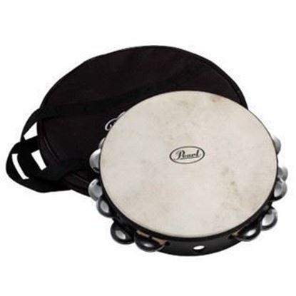 Pearl Elite Concert Tambourine w/Bag