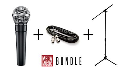 Shure SM58 Microphone Bundle