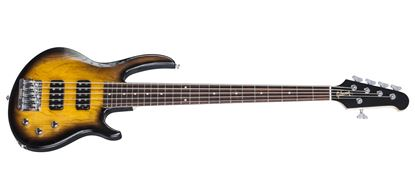 Picture of Gibson EB 5 Bass 2017 Bass Guitar 5-string Satin Vintage Sunburst