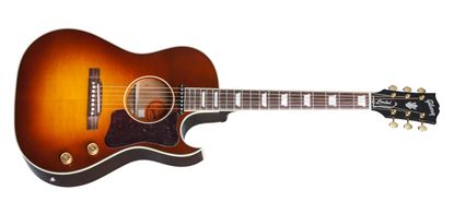 Picture of Gibson CF-100E Collectors Edition Acoustic Guitar Autumn Burst