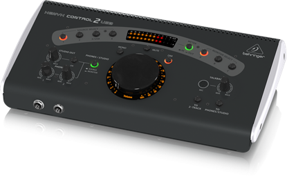 Behringer Control 2 USB Studio and Headphone Control Centre with USB