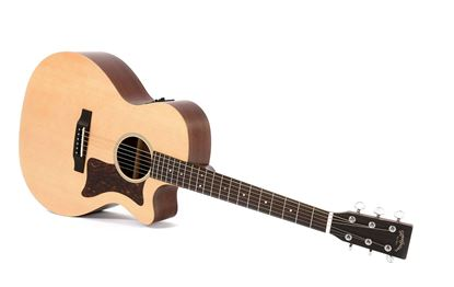 Sigma GMC-STE Grand Orchestra Acoustic Electric Guitar (GMCSTE)