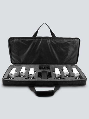 Chauvet EZpin 6 Pack Pinspot Lights with Case
