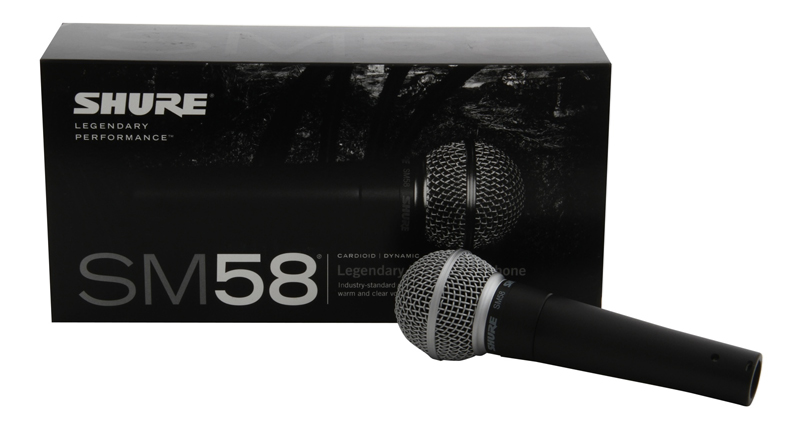 Image result for shure sm58