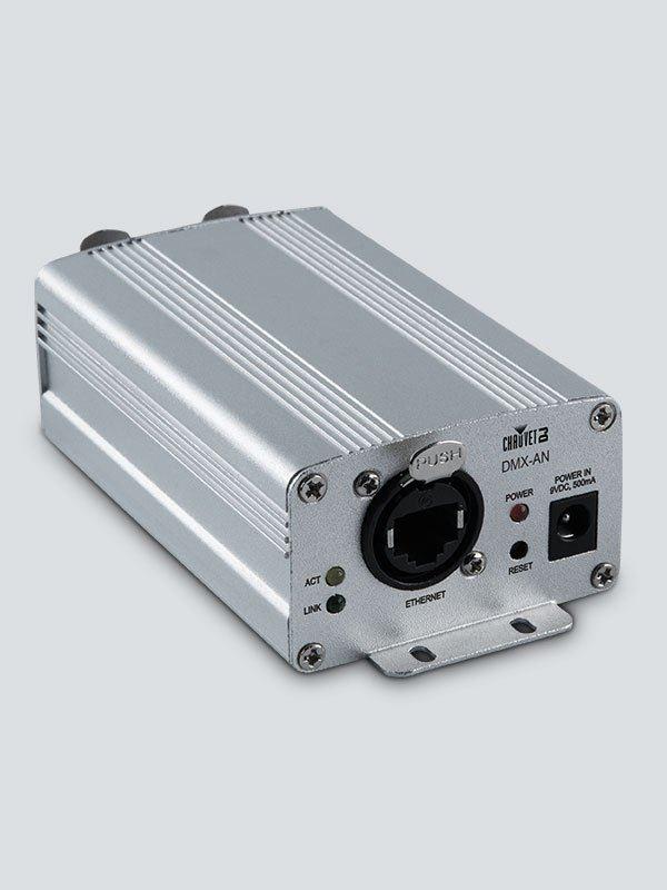 Chauvet DMX-AN DMX Converter between 3-Pin DMX & Art-net