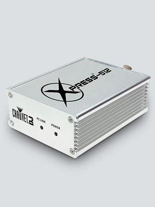 Chauvet Xpress 512 DMX Software Interface 512 Channels